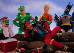Robot Chicken DC Comics Special 2 Villains In Paradise DVD main