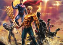 Justice League Throne Of Atlantis main