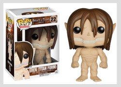 Funko POP Attack On Titan main