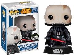 Funko Star Wars Celebration 2015 43 Unmasked Vader