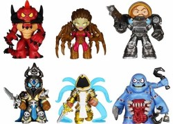 Funko Blizzard Mystery Minis Diablo World Of Warcraft Starcraft main
