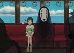 Spirited Away Blu-ray review main