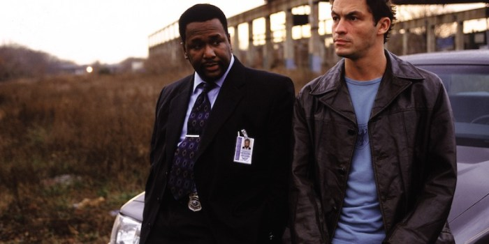 The Wire The Complete Series Blu-ray main