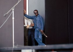 Miles Davis @ the Newport Jazz Festival '69.