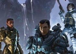 Halo Last Light Halo 5 Guardians REQ Pack Troy Denning main