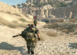 Metal Gear Solid V The Phantom Pain main