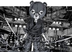 Afro Samurai 2 Revenge Of Kuma Volume 1 main