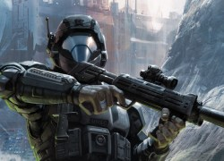 Halo New Blood Matt Forbeck main