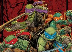 Teenage Mutant Ninja Turtles Mutants In Manhattan MAIN