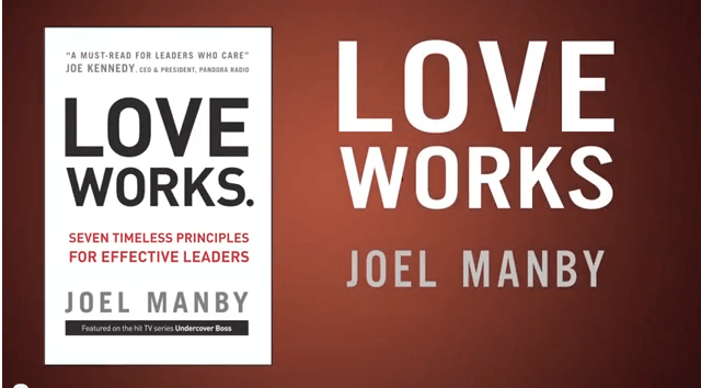 Joel Manby _ Love Works