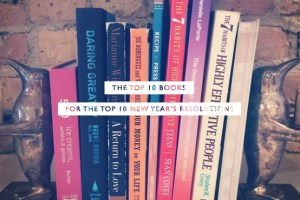 10 Books That Will Help You Keep Your New Year's Resolutions
