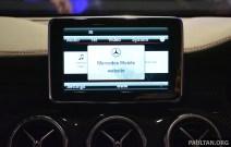 Mercedes CLA launch 17