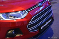 Ford Ecosport launch set 2 13