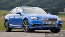 Audi A4 B9 Venice Review 76