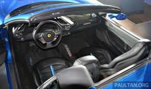 Ferrari 488 Spider Phuket-24