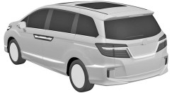 Honda Odyssey US-spec patents 2