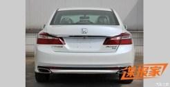 2016 Honda Accord Facelift China 1