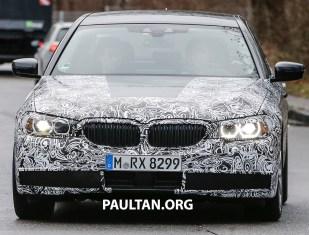 BMW G30 5 Series
