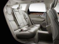 Volvo V90 Studio Interior Rear seats