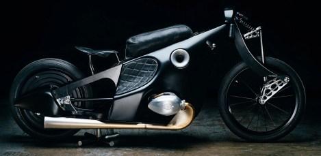 Revival Cycles Henne BMW Landspeeder 1