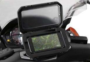 BMW Motorrad smartphone cradle - 3