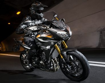 2017 Yamaha MT-09 Tracker - 18