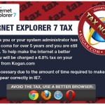 Taxing the Internet laggards