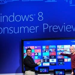 Microsoft's big gamble with Windows 8