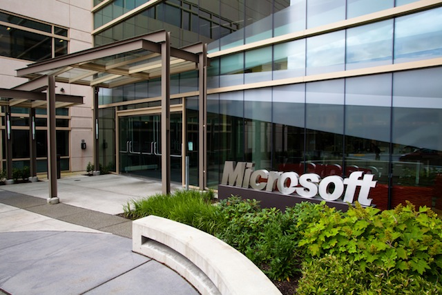 Microsoft's continued evolution
