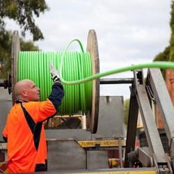 Fibre broadband rollout