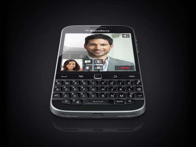 BlackBerry's classic struggle