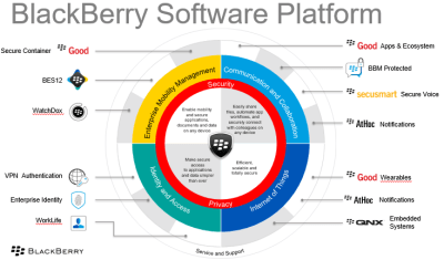 Blackberry-software-chart