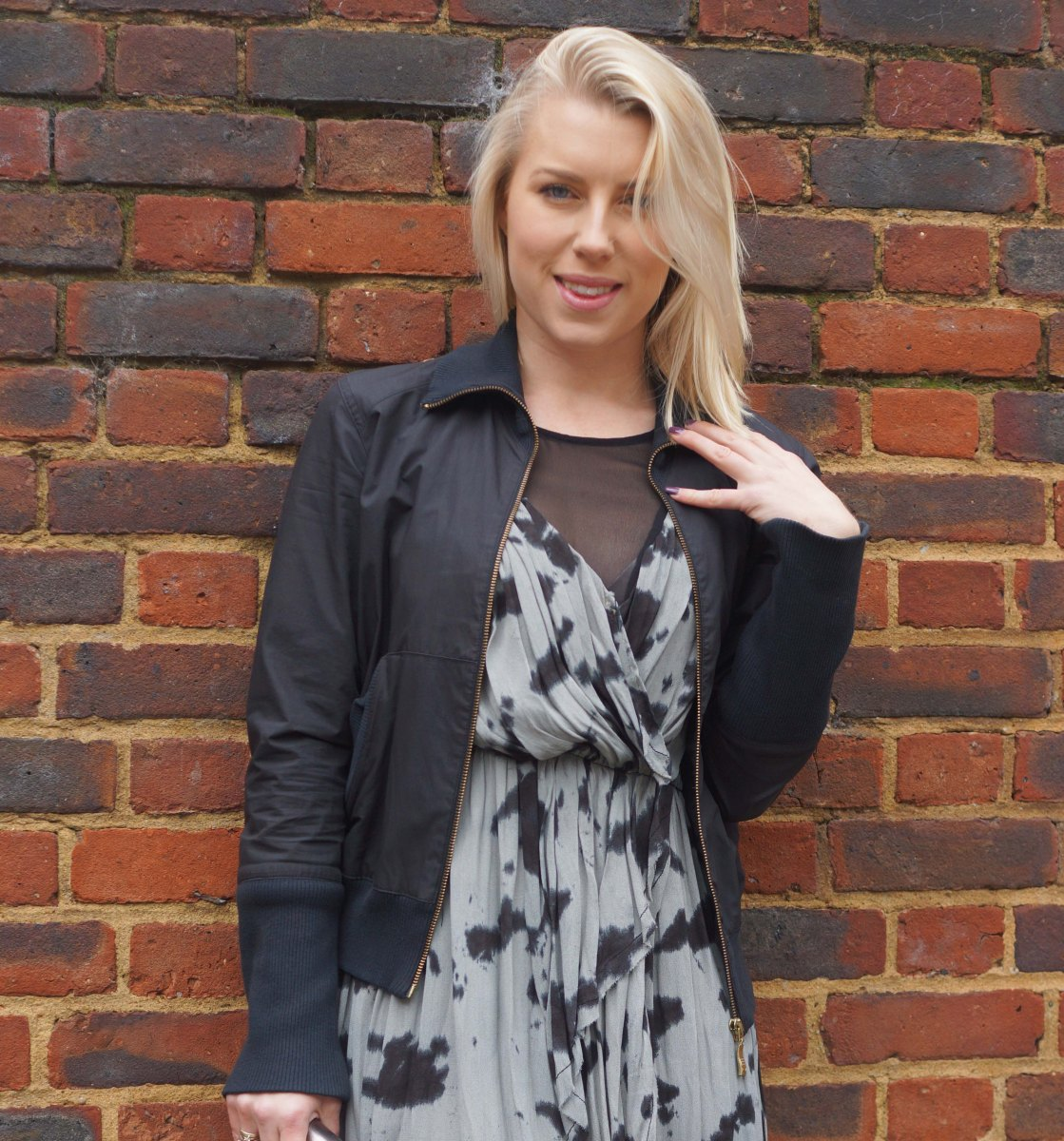 All Aboard Charity Shop Look Book