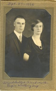 william clarence and lora ragan
