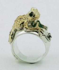 Frog Ring $490+ (2)