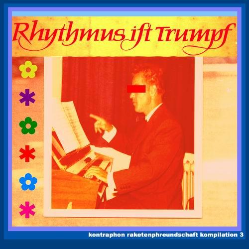 Cover zu Rhythmus ist Trumpf