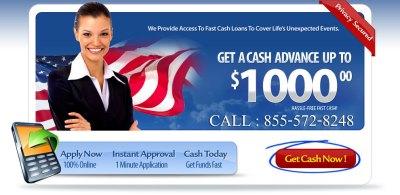 PaydayLoans.Com ® Cash Loans Up to $1,000 - Bad Credit OK