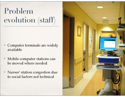 BC Children's Hospital Patient Tracking - James Hallam
