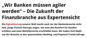 """5 Köpfe Interview in der t3n: """"Payment ist Infrastruktur und kein Markenprodukt."""""""