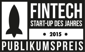 Sieger des Publikumspreis zum FinTech des Jahres: fairr.de