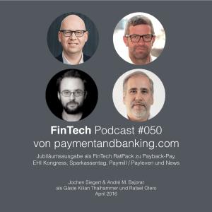 FinTech Podcast #050 – Jubiläumsausgabe als FinTech RatPack