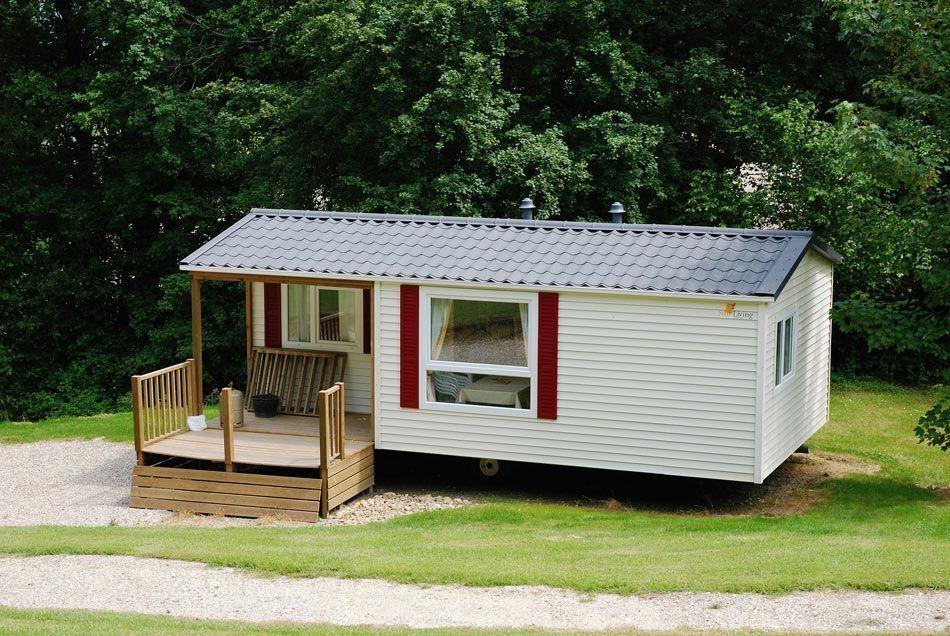 Mobil home habitat l ger de loisir enjeux architectural et paysager - Maison legere d habitation ...