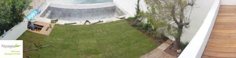 Aménagment jardin bord de mer resistant embrun