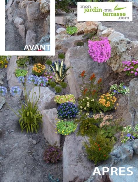 amenager-une-rocaille-dans-son-jardin