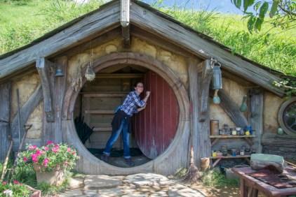 Le seul trou de Hobbit dans lequel vous pouvez entrer!