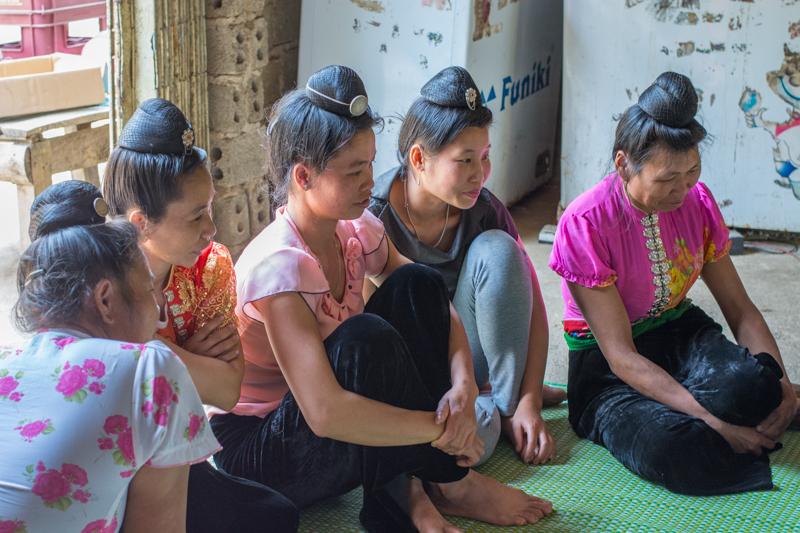 Formation - Dien Bien Phu