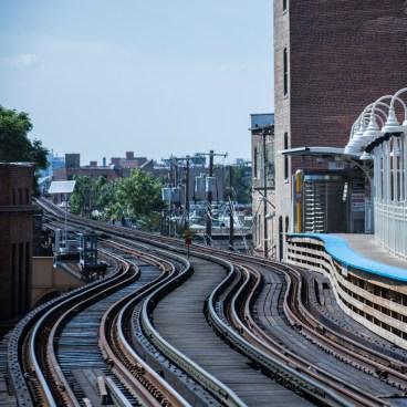Un petit tour à Chicago : lignes graphiques du métro
