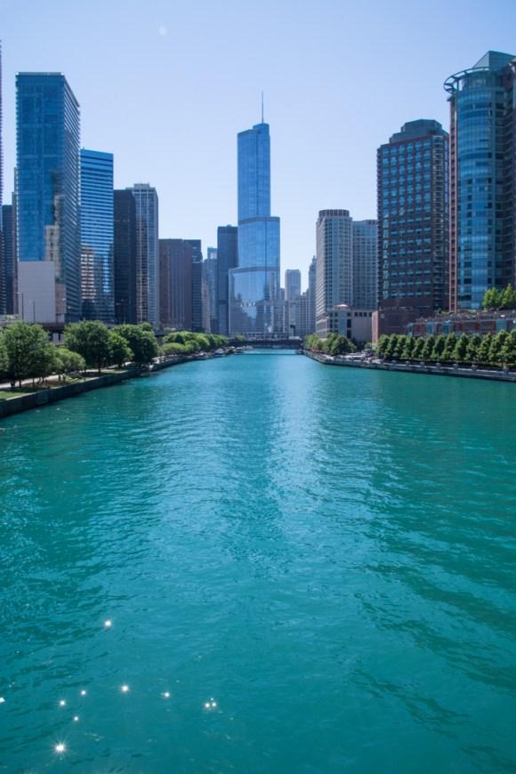 Un petit tour à Chicago