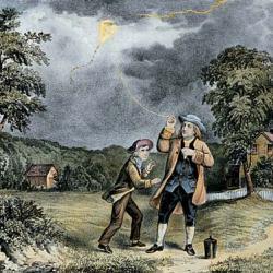 Benjamin Franklin's Experiments
