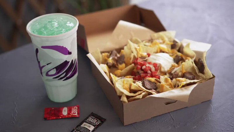 Large Of Nacho Fries Box